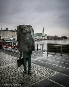 The Unknown Bureaucrat - Reykjavík, Iceland