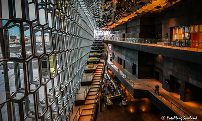 Harpa Concert Hall (Interior)