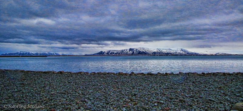 Shore Walk, Reykjavik, Iceland