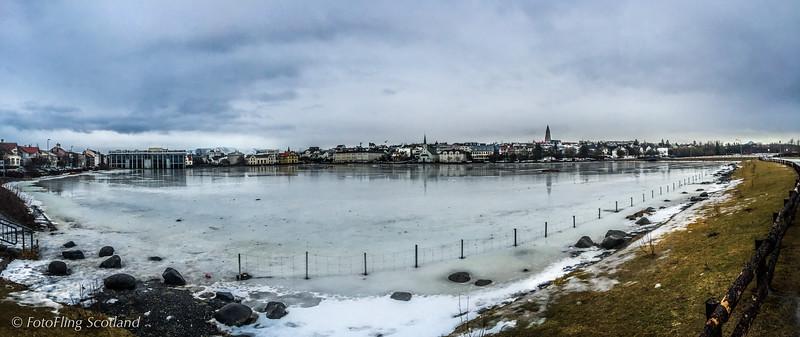 Reykjavikurtjorn - Reykjavik, Iceland