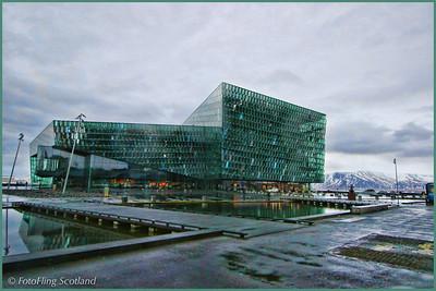 Harpa, Reykjavik