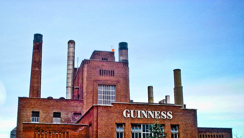 Home of Guinness