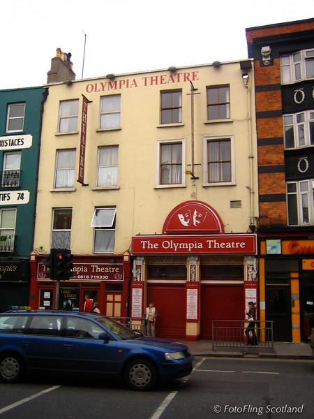 Olympia Theatre, Dublin