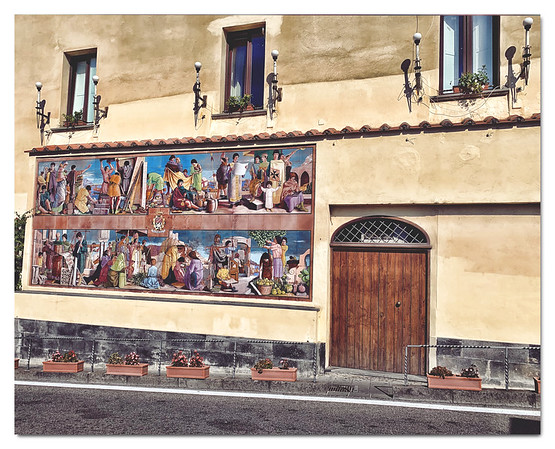 Street Art in Amalfi