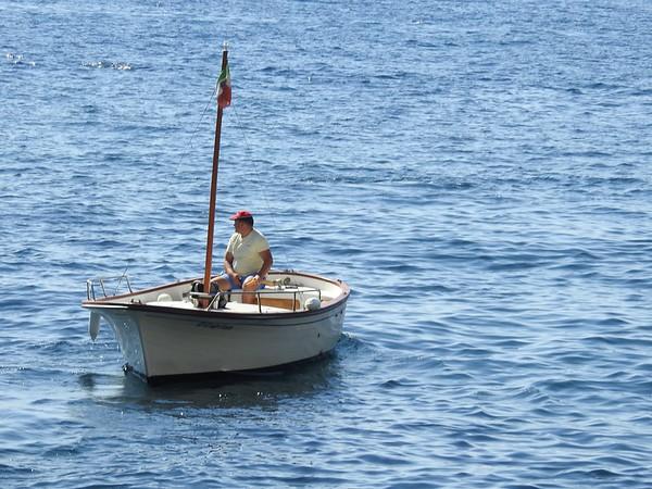 Boatman Alone