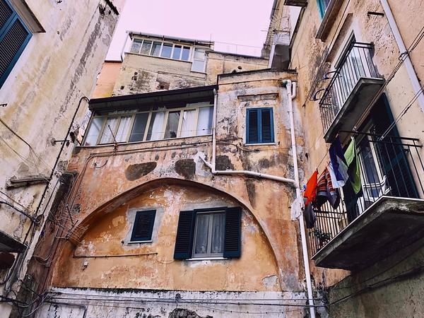 Back Streets of Amalfi