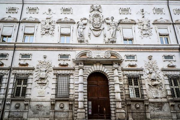 Palazzo Bentivoglio, Ferrara