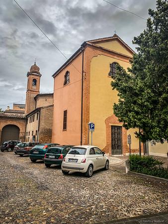 Chiesa del Monastero di Santa Giustina