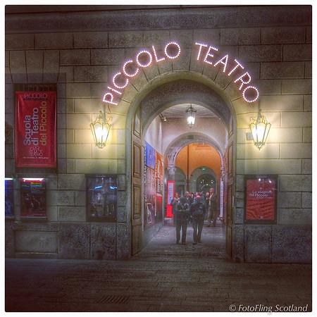 Piccolo Teatro di Milan