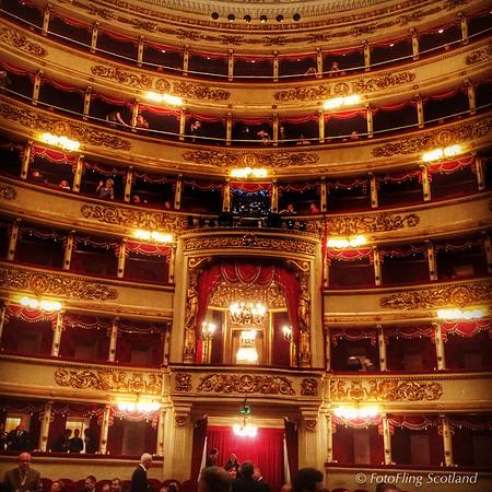Teatro alla Scala, Milan