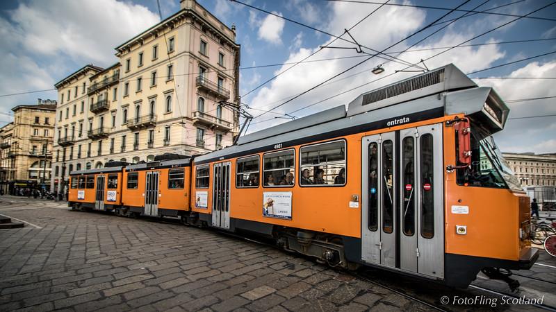 Milan Transport