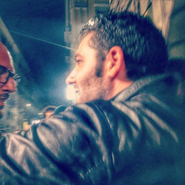 Intense conversation #street #bar #milan #milano #monobar #gay #male