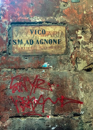 Street Signage - Naples