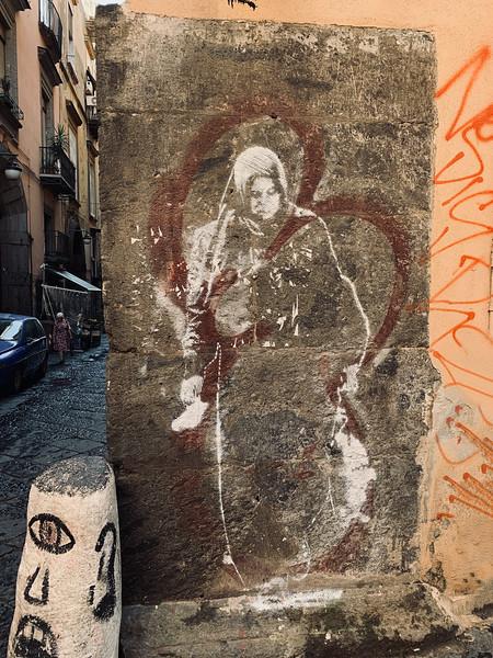 Street Art, Naples