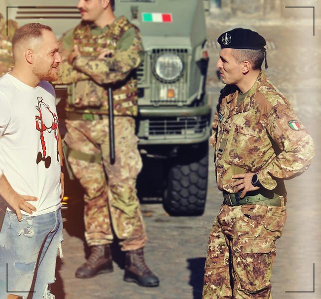 Military Meetup