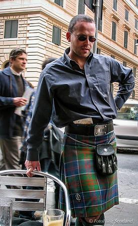 Scotsman in Rome