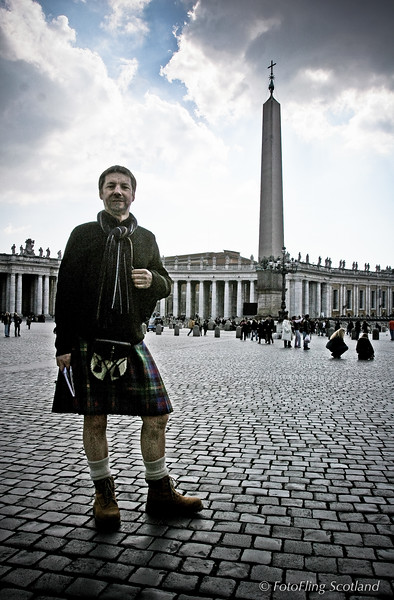 Gerald & The Vatican