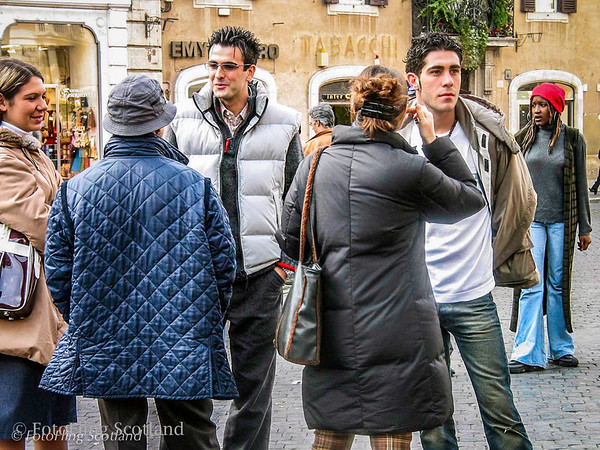 Street Life - Rome