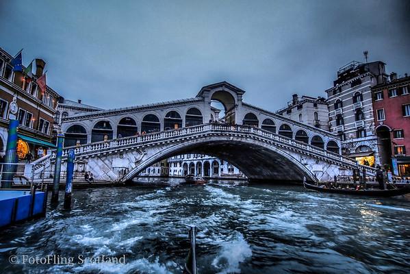Rialto Bridge, Venice