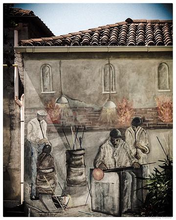 Street Art Murano