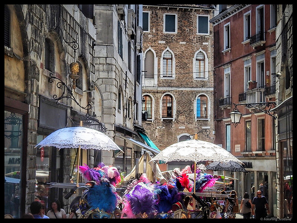 Street Parasols