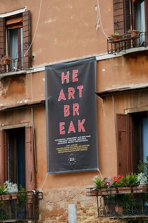 HE ART BR EAK