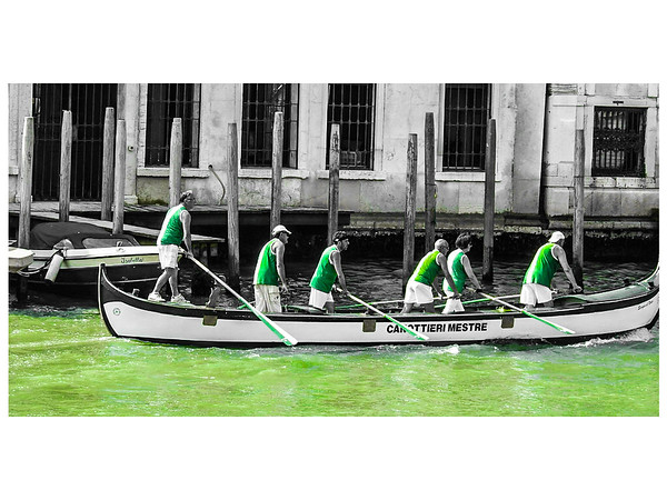 Canal Rowing