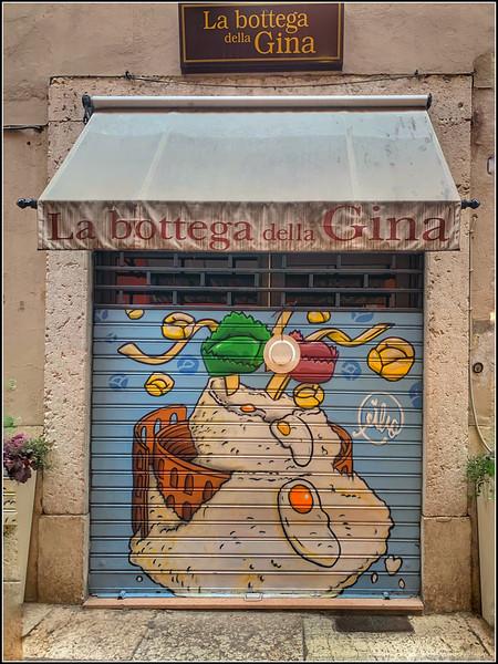Street Art / Graffiti in Verona