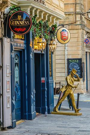 The Queen Victoria City Pub, Valletta