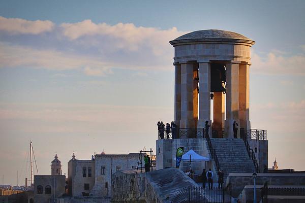 Siege Bell Memorial, Valletta