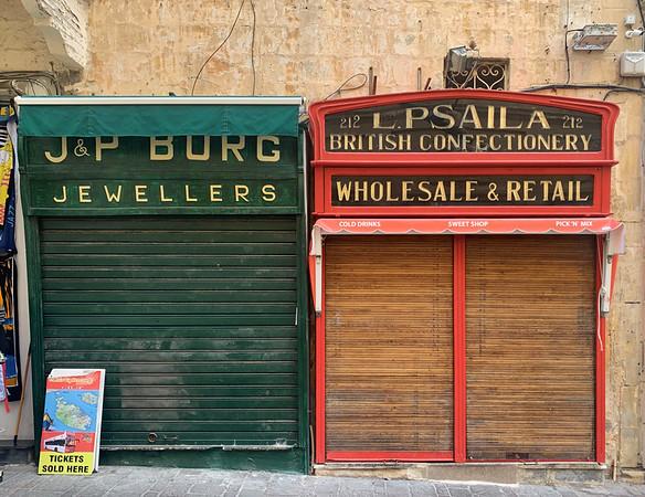 Valletta Shops