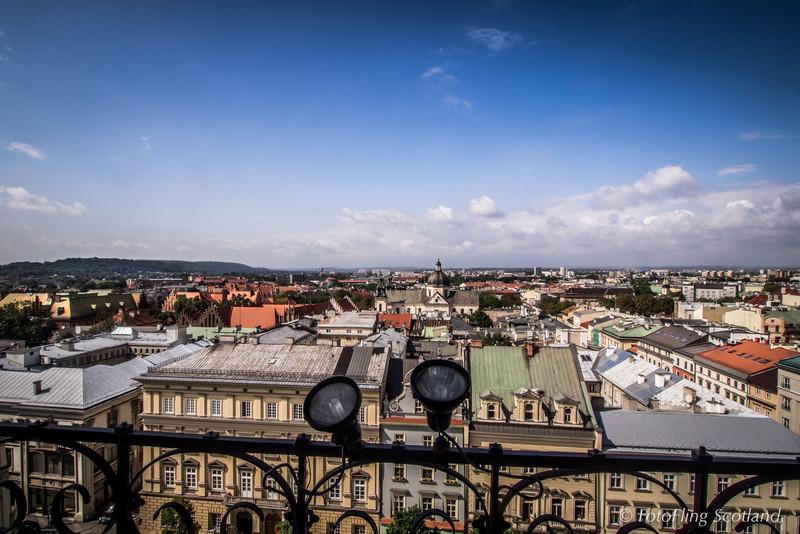 Krakow Rooftops