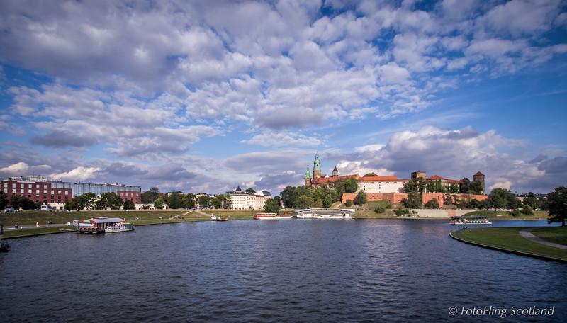 Wawell Castle, Krakov