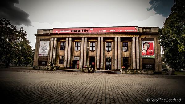 The PRL Museum, Krakow