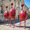 Artwork - Praça do Municipio, Lisbon