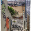 Back Alley with view