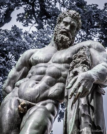 Statue: Catherine Park