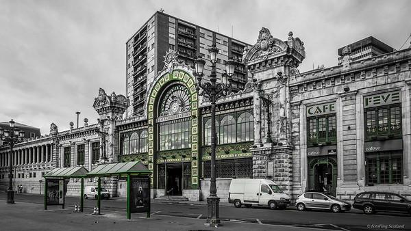 Concordia Train Station, Bilbao