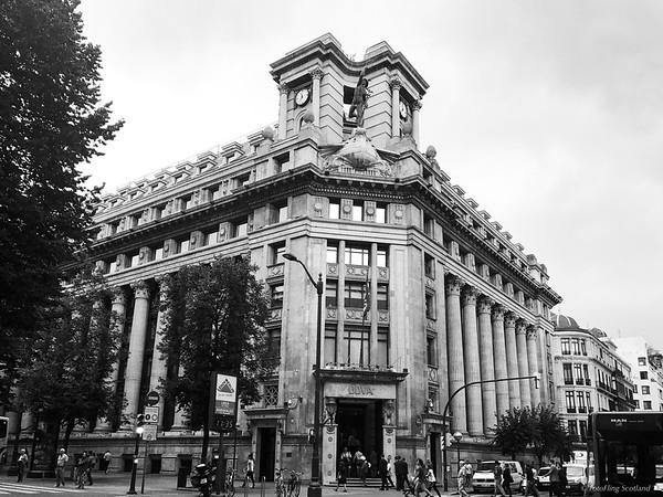 Bank Architecture - Bibao