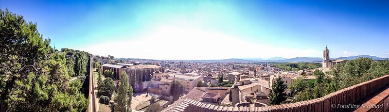 Roman Walls of Girona