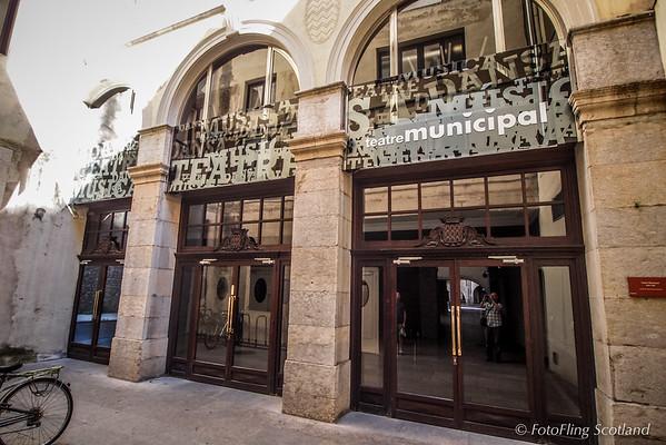Theatre Municipal, Girona