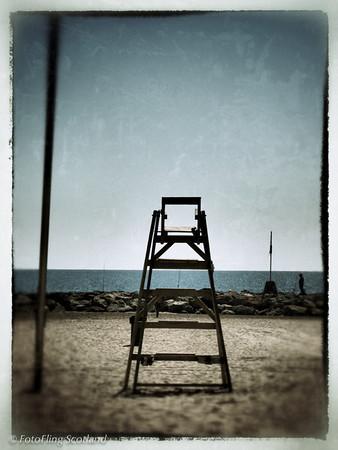 Sitges Beach Sitges, Spain 2011