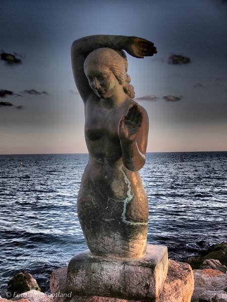 Mermaid Sitges, Spain