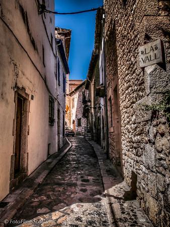 La Vall, Sitges