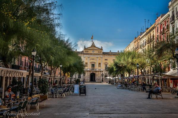 Placa de la Font, Tarragona