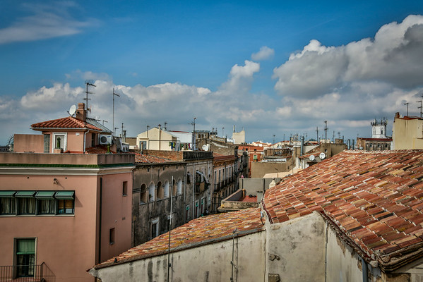 Rooftops of Tarragona