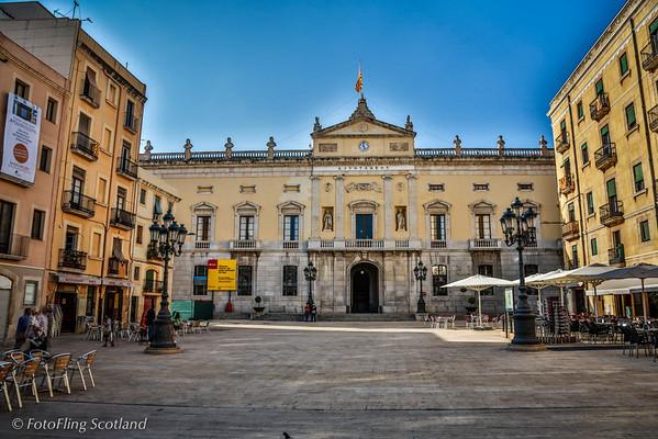 Ajuntament de Tarragona Council Offices
