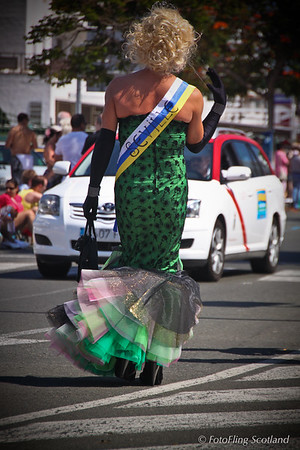 Drag Queen from Seville