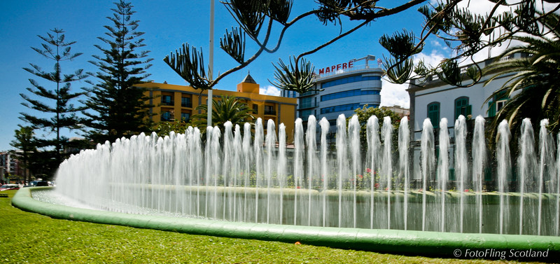 Fountains of Las Palmas