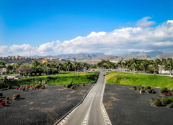 View from Faro 1 Centro Comercial